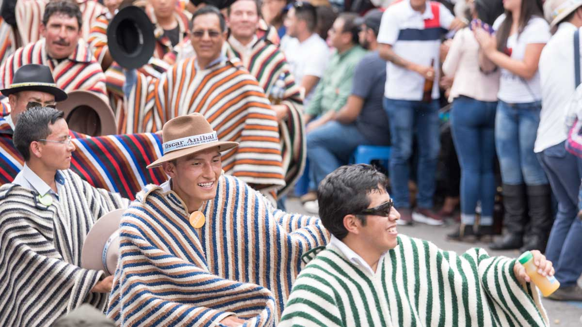 Los Yumbos, Mama Negra, Latacunga, Ecuador | ©Angela Drake