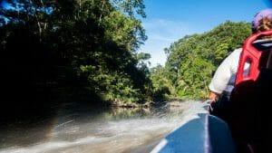 On the Cuyabeno River, Ecuador | ©Angela Drake