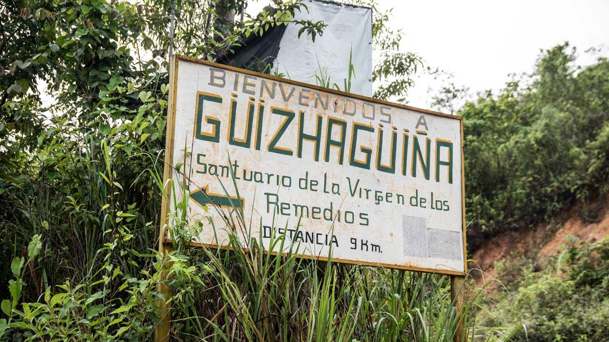 Guizhaguiña, Ecuador | ©Angela Drake