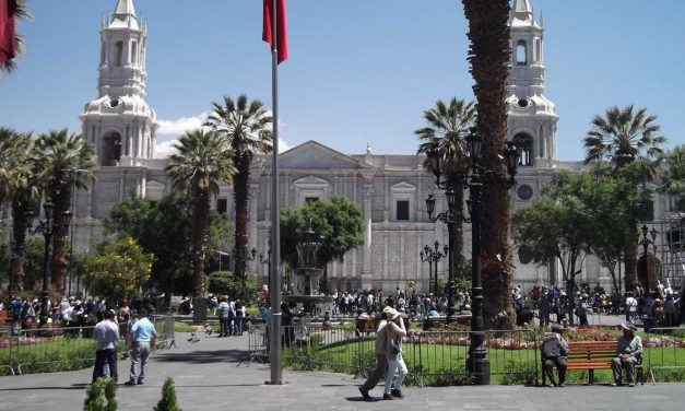 The Best of Arequipa, Peru