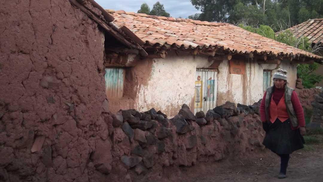 Rural Raqchi, Peru | ©Eleanor Hughes